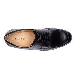 629c2a8a81 Sapato Social Derby Em Couro Alto Conforto - Fascar | Loja Online