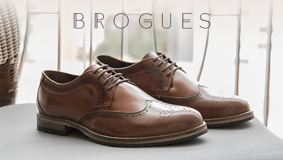 Casual Edition - Brogues