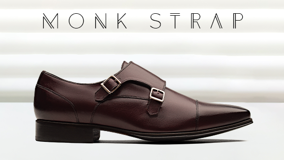 Stylish Anywhere - Monk Strap